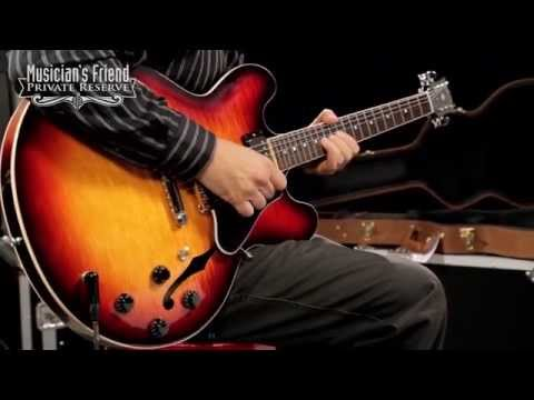 Gibson 2014 ES-335 Electric Guitar, Bourbon Burst