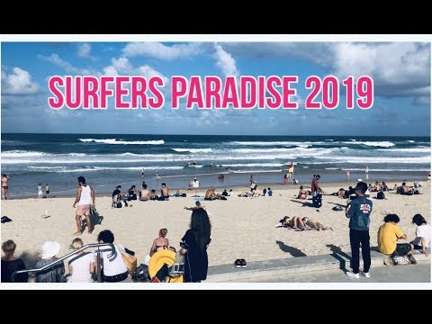 SURFERS PARADISE 2019 + Where to find Australia Post Office on Cavill Avenue + other tips