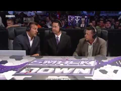 WWE Smackdown 10/8/10 Part 8/10 (HQ)