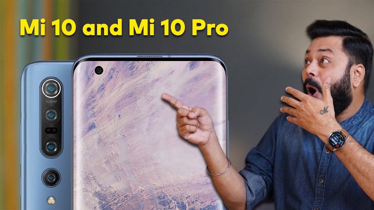 Lançada série Mi 10 | Lançamento da Índia confirmado⚡⚡⚡ Tudo o que você precisa saber + vídeo