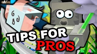 TIPS & TRICKS For PROS (From Noob To Pro) | Roblox Bee Swarm Simulator