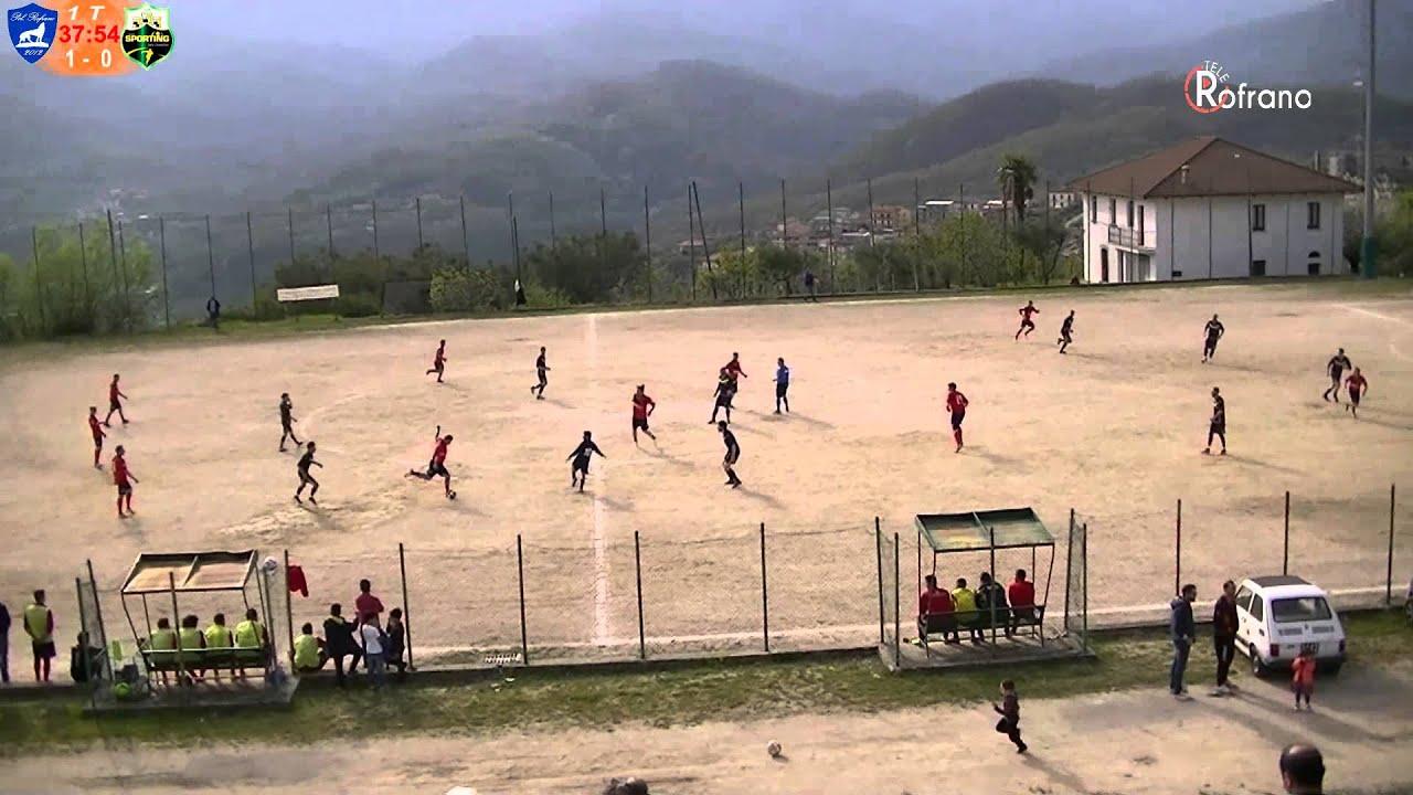 Polisportiva Rofrano vs Sporting Sala Consilina sintesi
