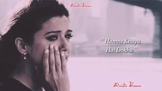 Tujpe karke bharosa Female !! WhatsApp sad song status !!  Sisodia banna