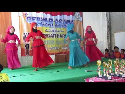 Tari Kreasi Islami Lagu Arab May Jus