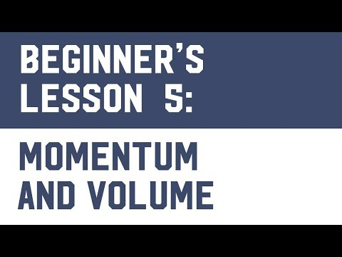 Bitcoin Trading (Free Course) Lesson 5: Momentum And Volume