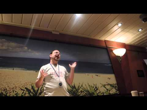 The Business of Writing: Publishing, Money, & More — John Scalzi on JoCo Cruise 2015
