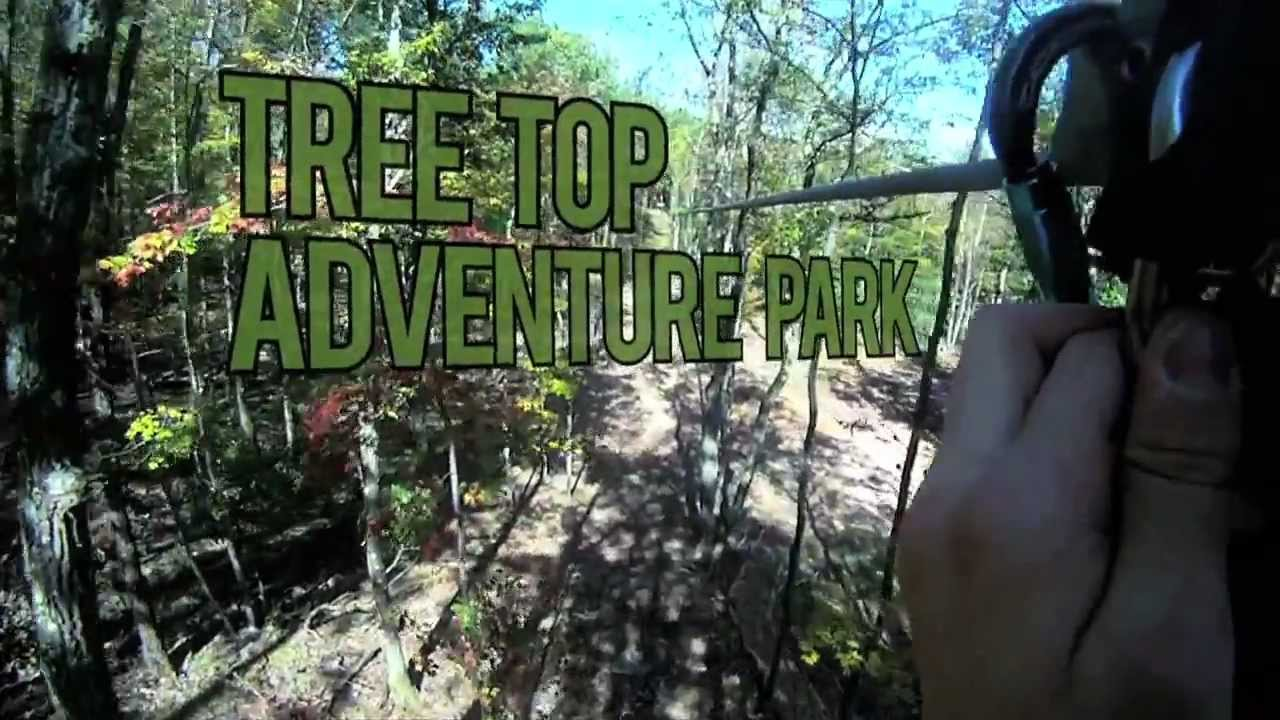 The Adventure Center at Skytop Lodge & The Adventure Center at Skytop Lodge - YouTube