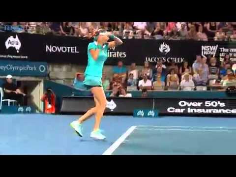 Sydney: Kvitova vs. Pliskova