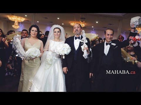 Tony Gabriel 2017 - Ashur & Linda`s Wedding Entrance - MAHABA.ca