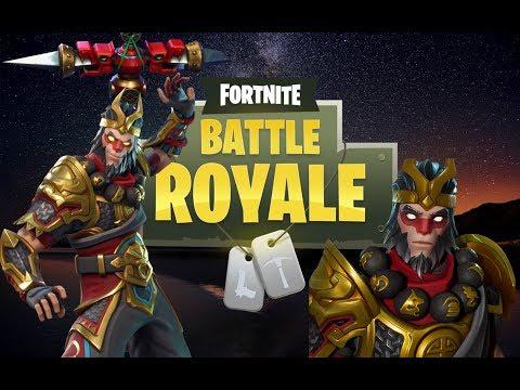 FORTNITE Battle Royale Live