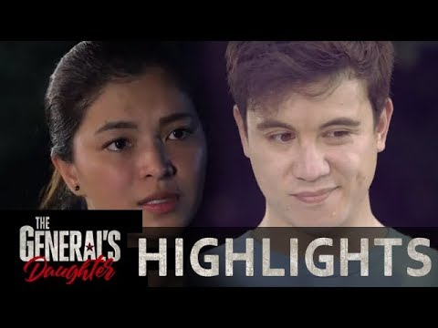 Rhian remembers Elai's kindness | The General's Daughter