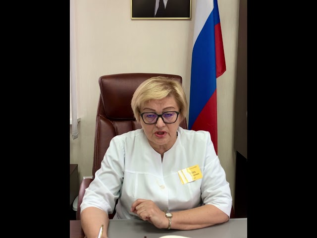 Главный врач Губкинской ЦРБ Ирина Кротова о ситуации с COVID-19 на 14.10.2021 г.