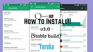QuarkOS v3.0 (Latest build) | [Stable & best battery backup ROM] full Installation | TechitEazy
