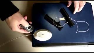 Como quitar un Cent-Elap con herramienta tensor