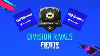 FUT DIVISION RIVALS #10 - TRYING TO SECURE RANK 2!!! + SBC's? (FIFA 19) (LIVE STREAM)