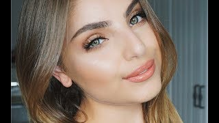 The Perfect Nude Makeup Look