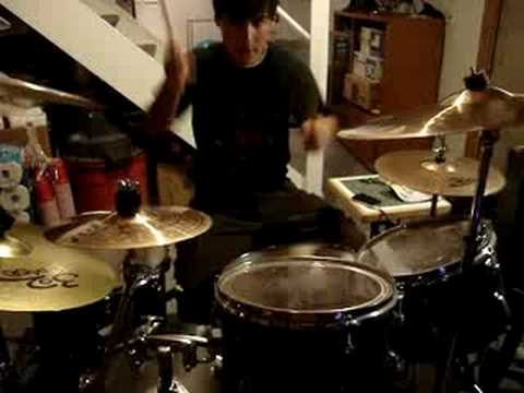 Godsmack- No Rest for the Wicked (Drum Cover)