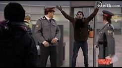 Detector de homosexuales en el aeropuerto de Sochi