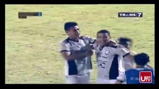 Alberto Beto Goncalves Cetak Gol Pertama Sriwijaya FC Piala Gubenur Kaltim