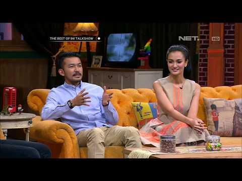 The Best of Ini Talkshow - Kocaknya Reka Adegan Rio Dewanto Jemput Atiqah Saat Itu