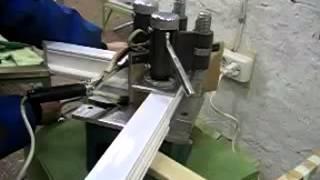 СВР-1 - Ручной сварочный станок для ПВХ профиля(Настольный сварочный станок предназначен для сварки углов профиля ПВХ в ручном режиме. Используется для..., 2014-04-27T16:13:39.000Z)