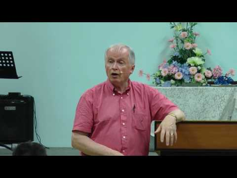 EPS 2016 Lecture 2 of 4 : D.A. Carson - Bible Handling Skill (Book of Jeremiah)