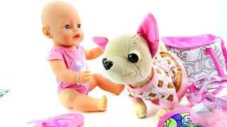 Смотреть видео что умеет делать кукла чудо малыши