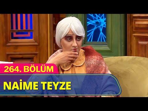 Naime Teyze – Bayram Ziyareti – Güldür Güldür Show 264.Bölüm