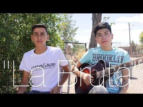 La Bruta/Ariel Camacho/@AldoGarcia @ChefysRodriguez(COVER)