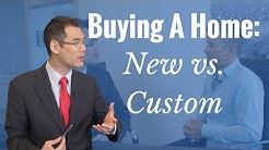 Buying A Brand New Home Vs Building A Custom Home | Vancouver Luxury Home Builders