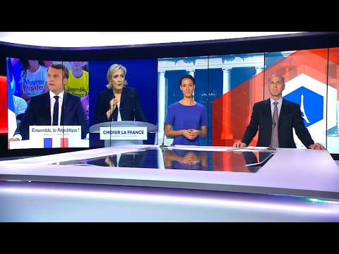 French presidential elections: The final countdown