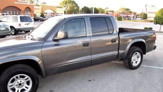 SOLD 2004 Dodge Dakota SXT Quad Cab V8 Meticulous Motors Inc Florida For Sale
