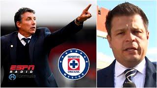 ¡ALERTA! En Cruz Azul, ¿está en la cuerda floja ROBERT DANTE SIBOLDI? | Radio Fórmula