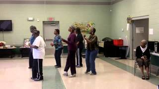 Electric Slide 2 Line Dance