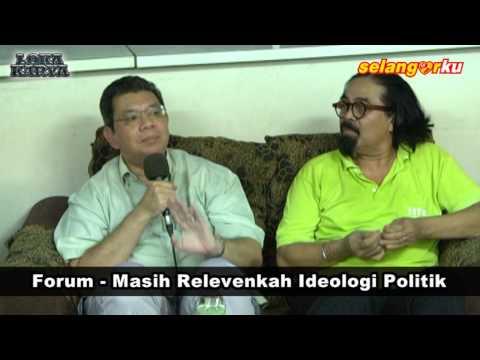 Masih Relevankah Ideologi Politik?: Kenapa saya individu bukan kerajaan?