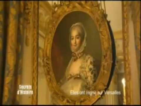 La Marquise de Pompadour, favorite de Louis XV, s'impose à Versailles