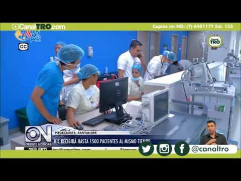 Hospital Internacional de Colombia abre oficialmente sus puertas