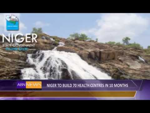 Niger to build 70 health centres 10 months