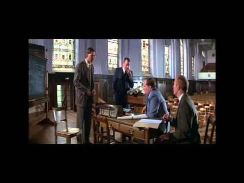 Raiders of the Lost Ark - Talk with Army Intel