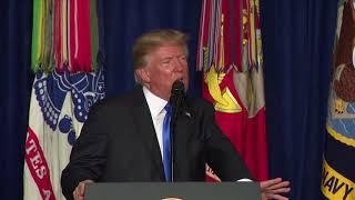 Trump's Afghanistan speech spurs mixed reactions