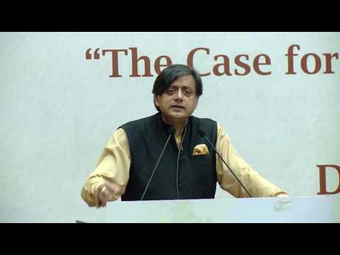 Shashi Tharoor's speech on The Case for a Presidential System in India