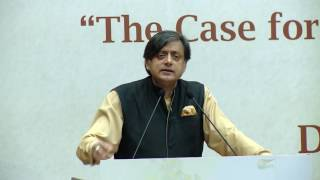 shashi tharoor s speech on the case for a presidential system in india