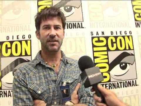 Stargate: Atlantis  ComicCon 2008 Exclusive: Joe Flanigan