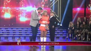 Showmatch 2014 - ¡VOLVIERON LOS LENTOS! Adelmar y Titina hicieron bailar a todos