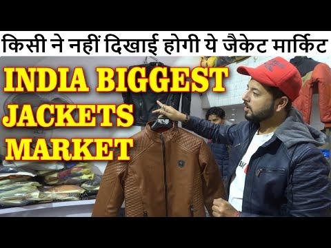 Jafrabad Jackets Market | Asia Biggest Wholesale Jackets Market | Explore : Boys Girls Kids Jackets.