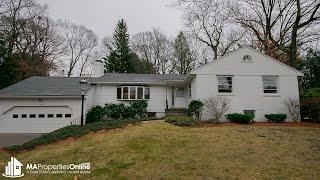 Home for Sale - 29 Longmeadow Rd, Belmont