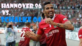 Hannover 96 vs. FC Schalke 04 [WIR SIND ZURÜCK!!!] #Stadion V-Log