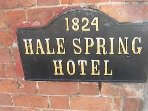 Hail Spring's Inn 1824' Rogersville Tn'