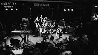 Roland - The Future Redefined - She Wants Revenge