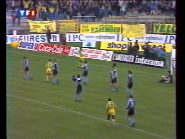 FC Nantes - Le Havre 3-1 1993-1994